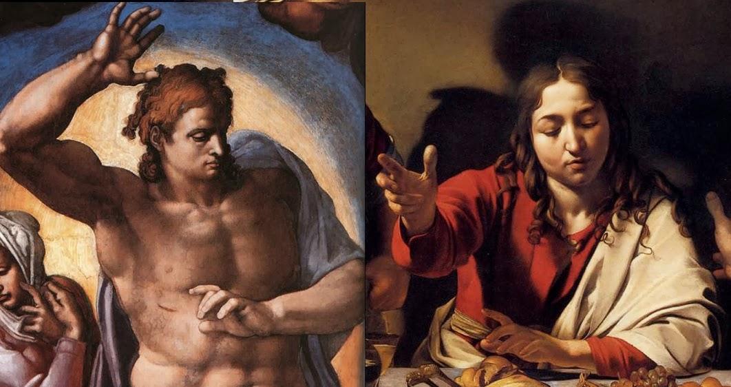 38.Last Judgement and Emmaus copy