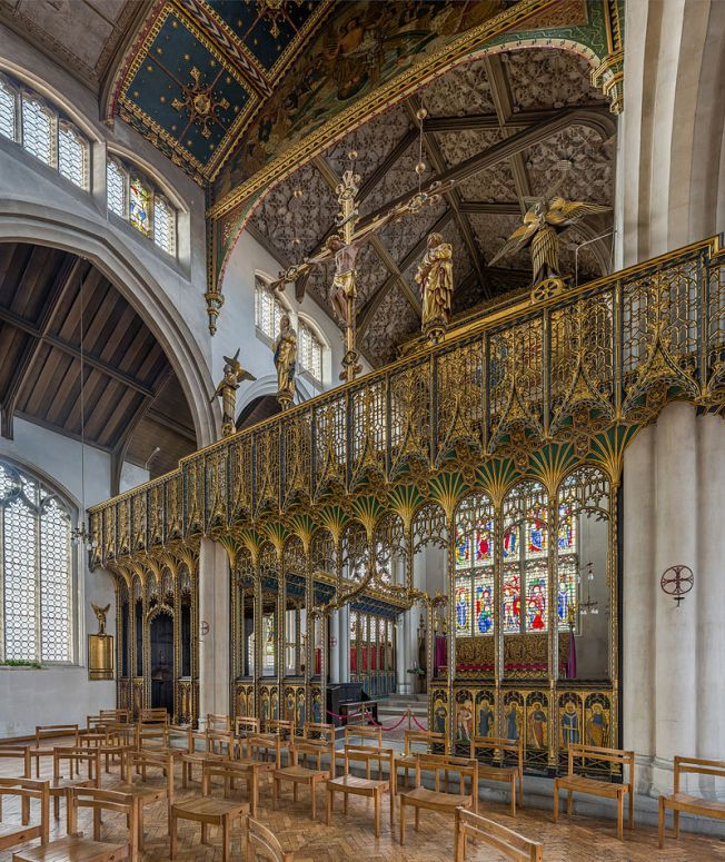 St Cyprian's Church, London