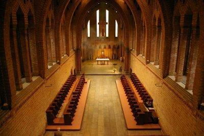 quarr-abbey-church