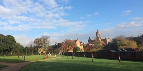 quarr-abbey