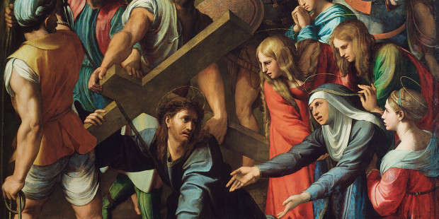 web3-christ-falling-calvary-painting-art-raphael-public-domain-via-wikipedia